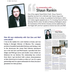 In conversation with Shaun Rankin