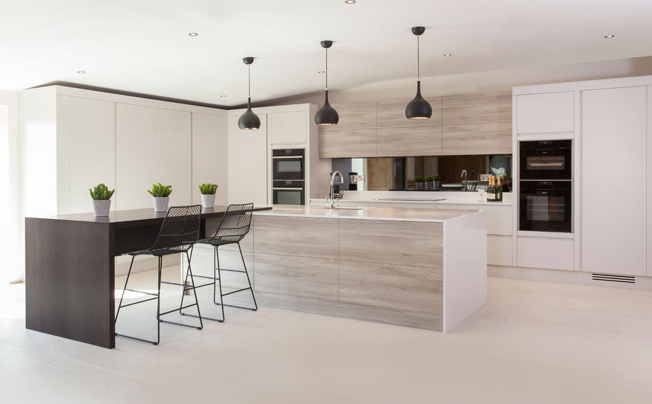 Fitted furniture throughout your home